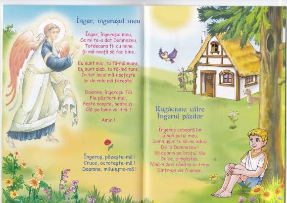 rugaciuni pentru copii
