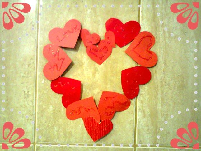 craft, valentin, handamde, inima