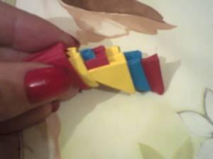 origami,tricolor