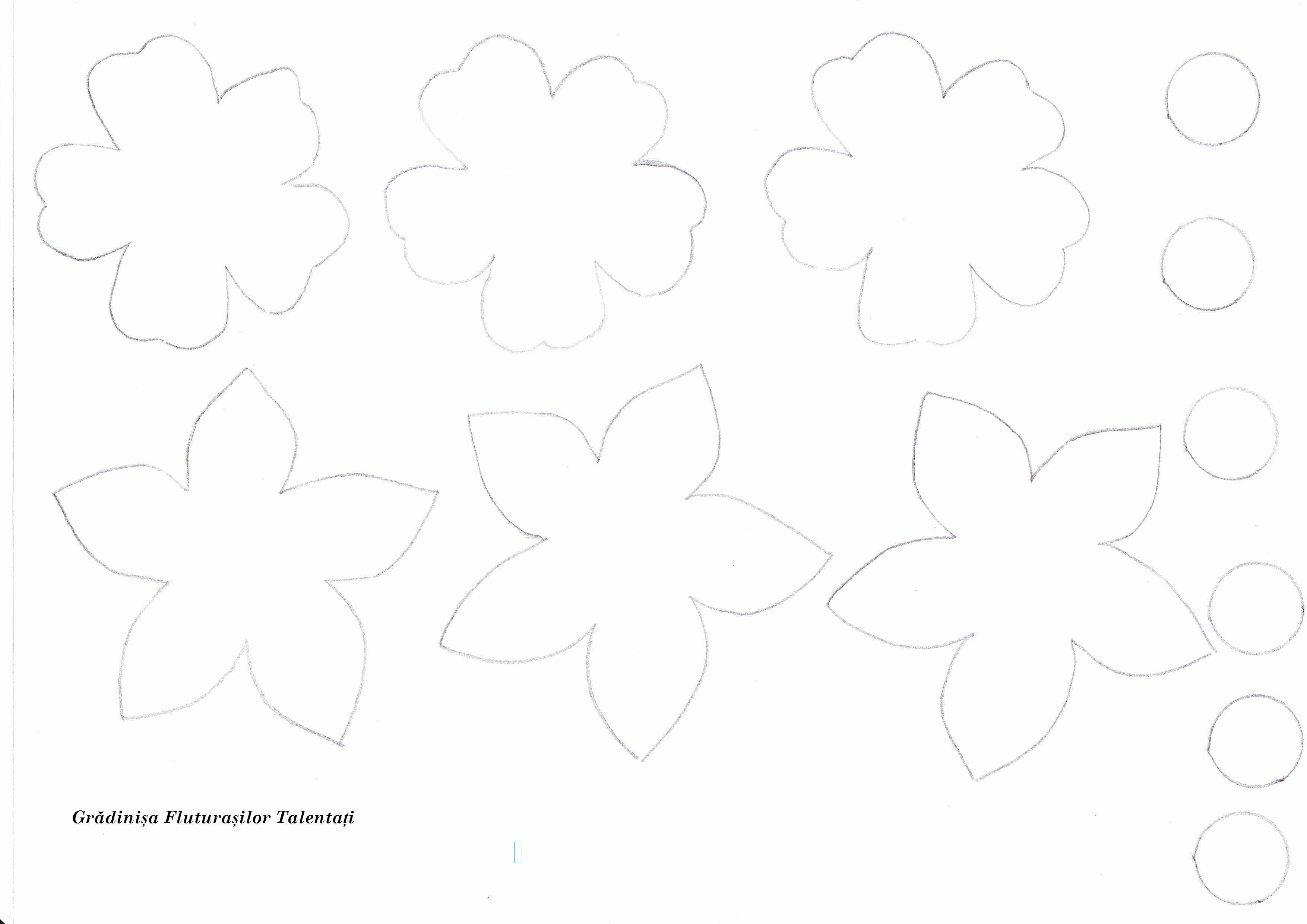 Ghirlande De Flori Din Hartie Jurnal De Prichindei