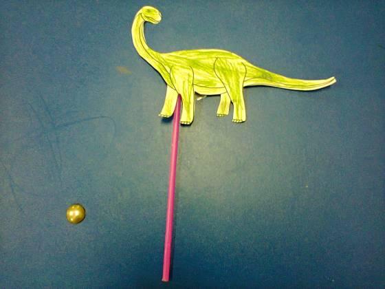dinozauri paie