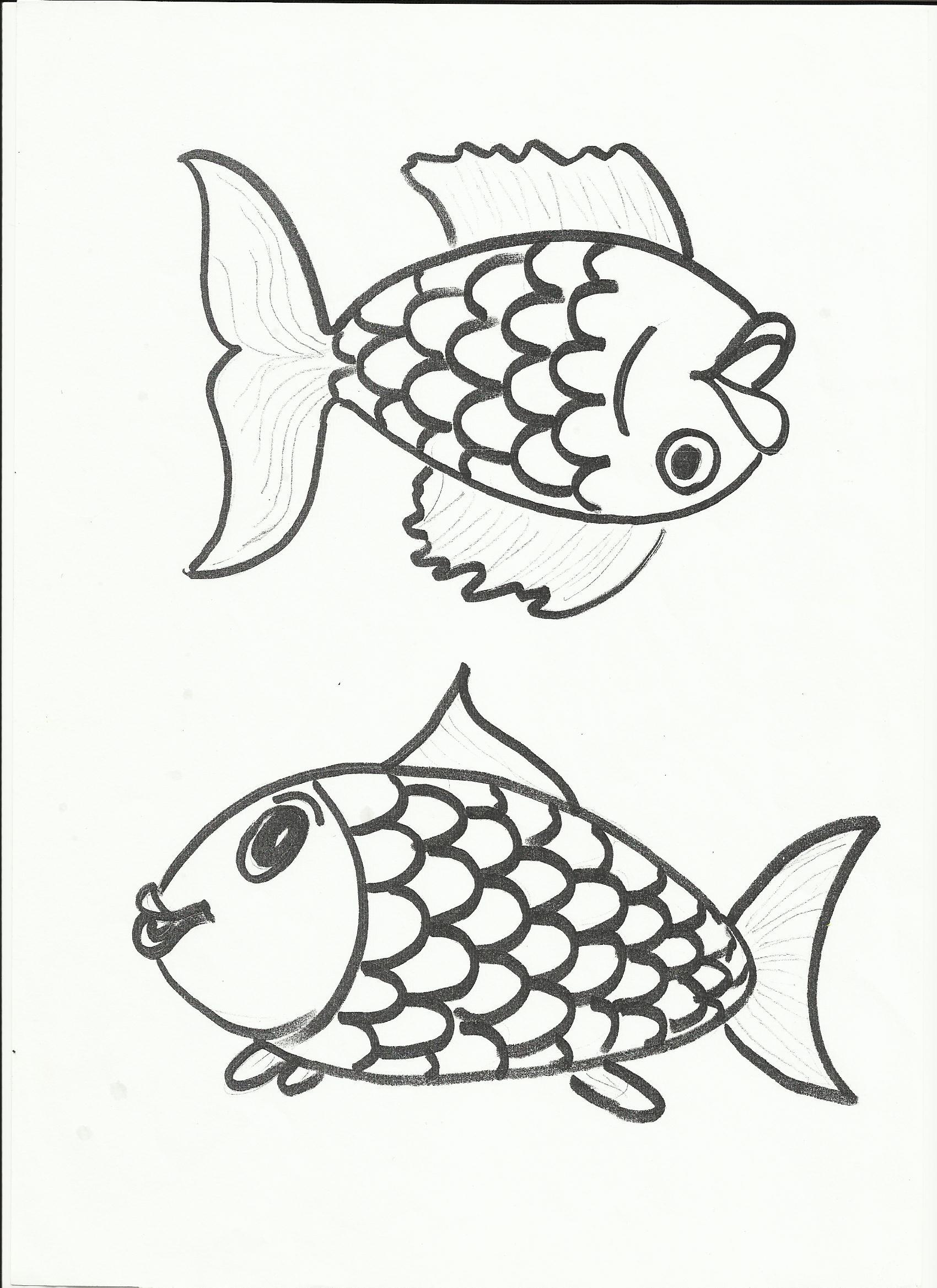Peștele Activitate Practică Jurnal De Prichindei