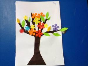 copac primavara lipire