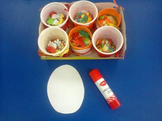 lipim modele pe oua de paste