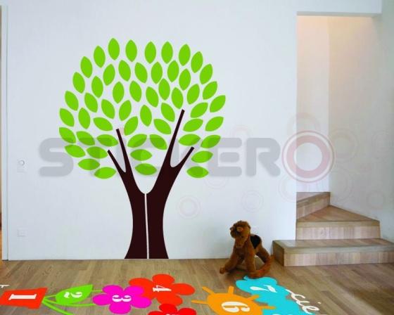 copacul prezentei