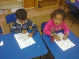 imagini de colorat copii