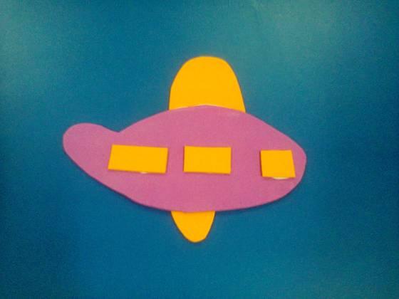 avion hartie gumata