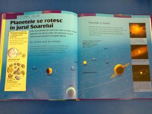 rotirea planetelor
