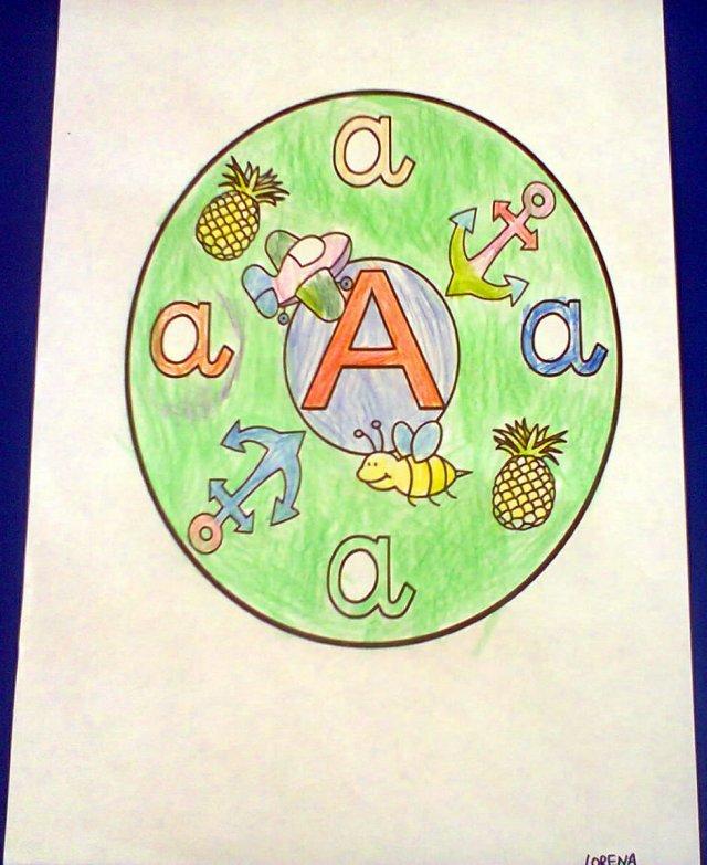 Sunetul și litera A