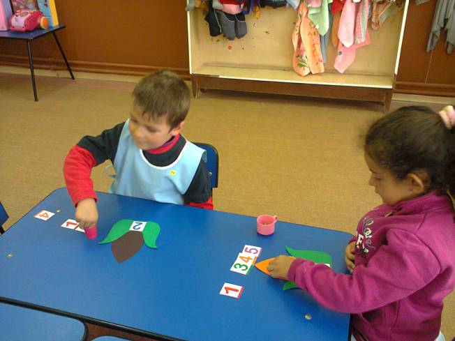 counting preschool