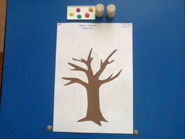 copac de toamna
